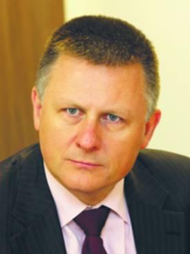 Krzysztof Gulda, dyrektor w biurze strategii i zarządzania Bumar fot. wojciech górski