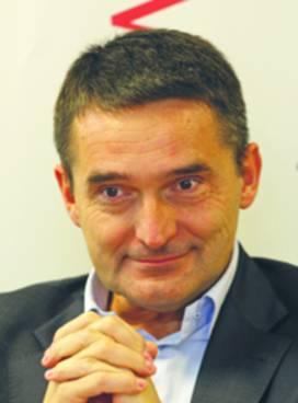 Adam Bartosiewicz, wiceprezes WB Electronics