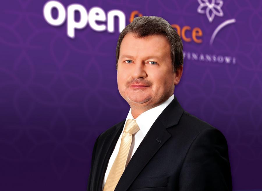 Roman Przasnyski, Open Finance