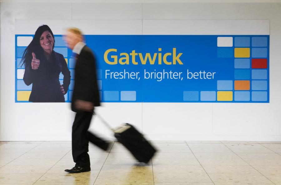 Gatwick, drugi pod względem wielkości port lotniczy Londynu