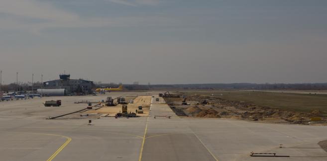 Lotnisko w Katowicach w rozbudowie