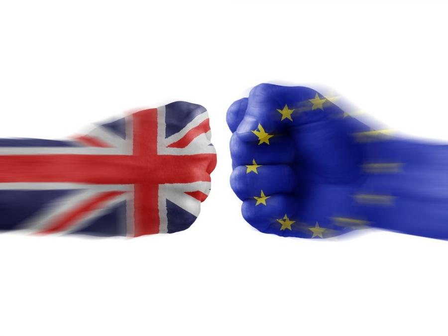 Wielka Brytania kontra Unia Europejska