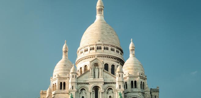 Bazylika Sacré-Cœur w Paryżu
