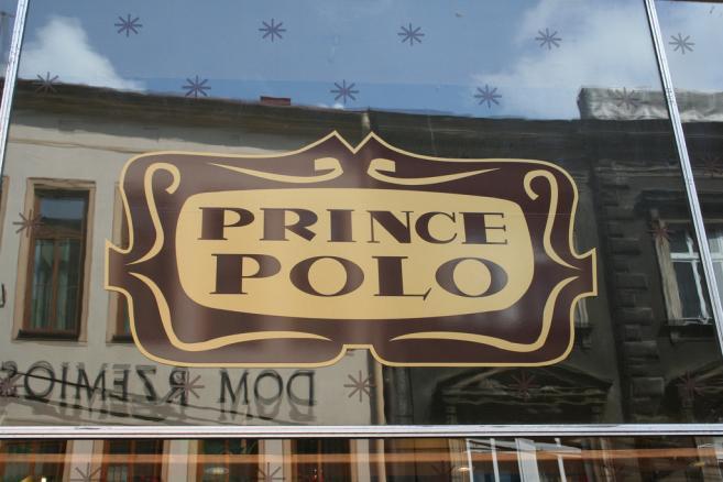 Logo Prince Polo. Źródło: cocoate.com. Licencja CC BY 2.0
