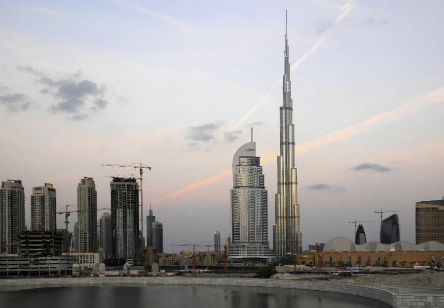 Wieża Dubaju