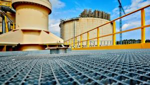 Budowa terminalu LNG - lipiec 2013 (7). Zdj. Polskie LNG