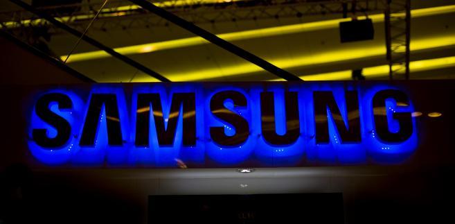 Logo Samsunga