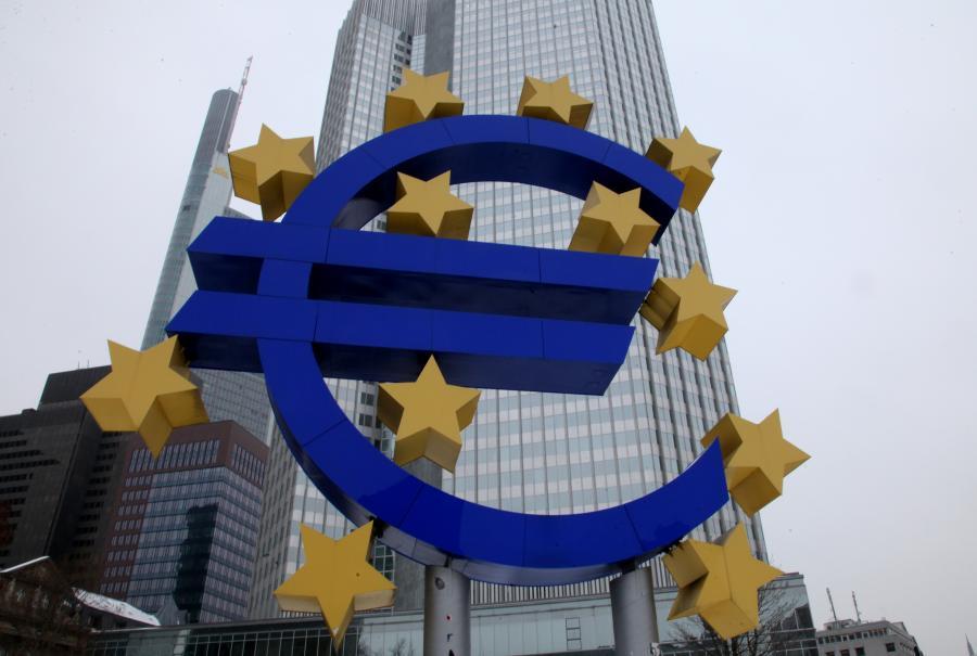Europejski Bank Centralny we Frankfurcie w Niemczech