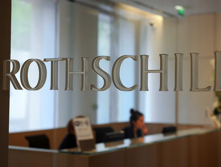 Imprerium finansowe Rothschildów