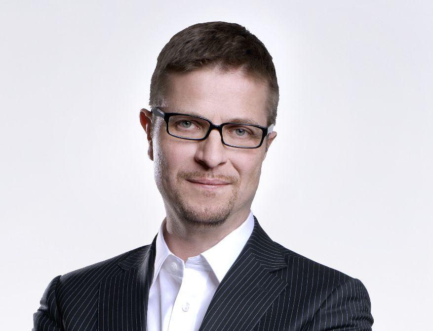 Maciej Jędrzejak, dyrektor zarządzający Saxo Bank Polska