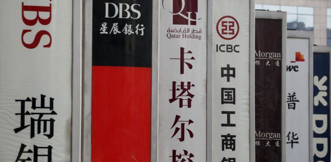 Banki w Pekinie