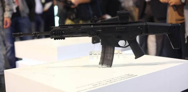 Karabinek reprezentacyjny Modułowego Systemu Broni Strzeleckiej Fabryki Broni Łucznik