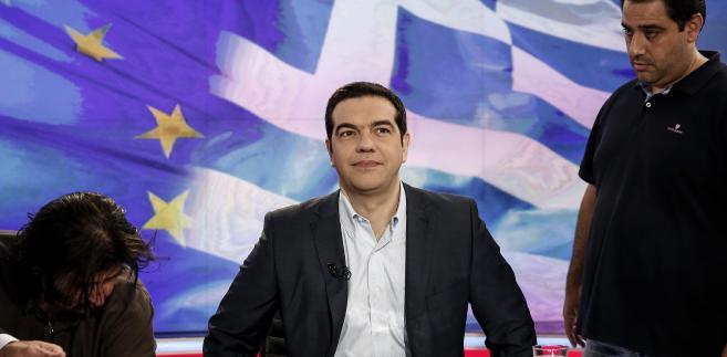Alexis Tsipras, premier Grecji
