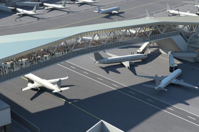 Lotnisko La Guardia w Nowym Jorku