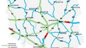 Nowy plan budowy dróg w Polsce