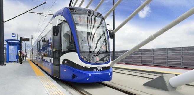 Pesa - tramwaj Krakowiak