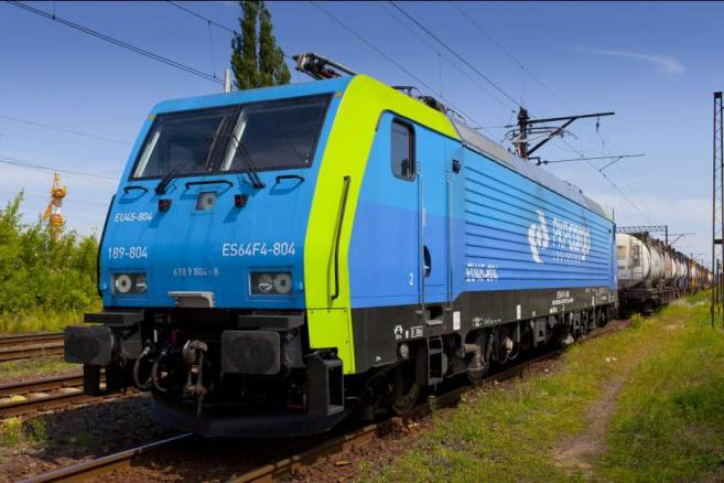 Dotychczasowe amlowanie PKP Cargo. Lokomotywa EuroSprinter