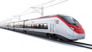 Fot. 1 EC250 Stadlera dla Kolei Szwajcarskich SBB. 29 takich składów wyjedzie na trasy w 2019 r.