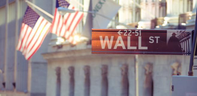 Wall Street giełdy