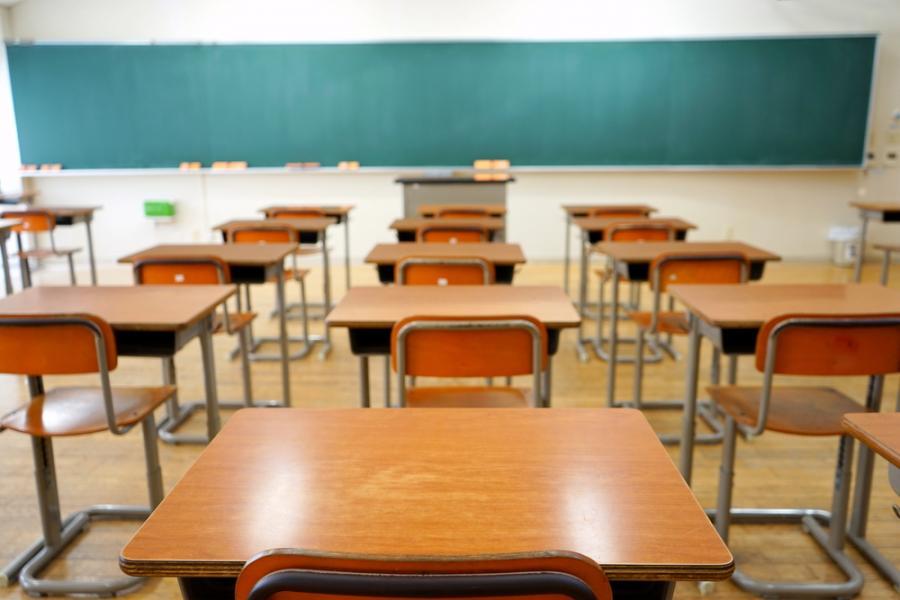 szkoła klasa lekcja