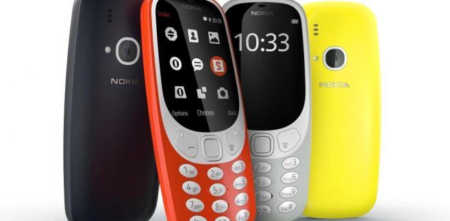 Nowa Nokia 3310