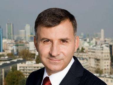 Zbigniew Jagiełło, prezes PKO BP. Fot. Materiały prasowe PKO BP