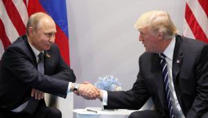 Spotkanie Putin Trump
