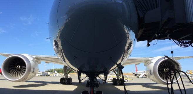 Boeing 787 Dreamliner w barwach LOT-u