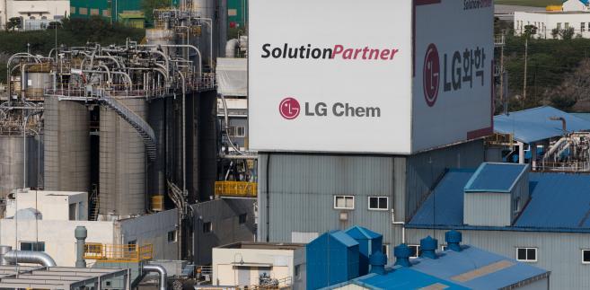 Fabryka LG Chem w Korei Południowej