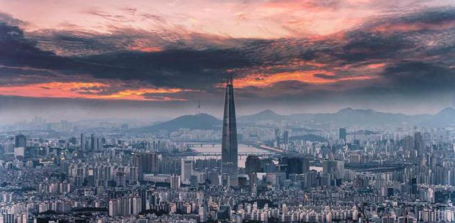 Lotte World Tower, autor: Traval Take Photos