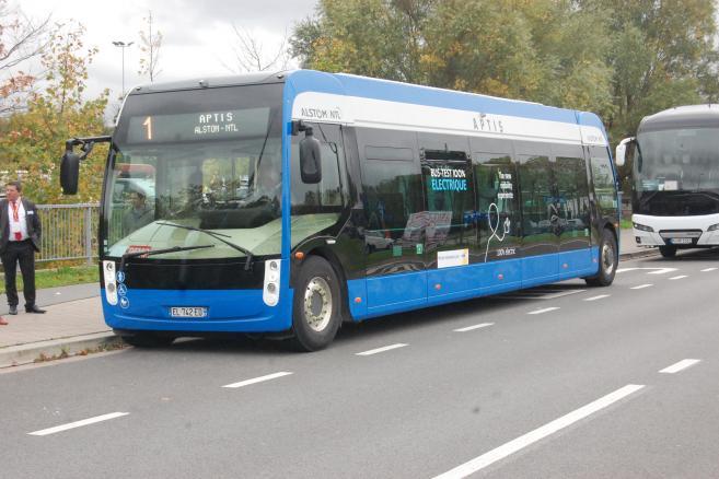 Autobus  Aptis1