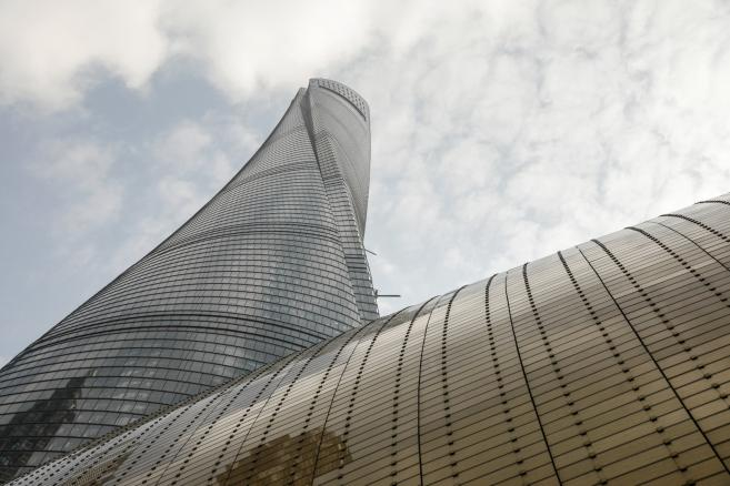 shanghaitower bloomberg
