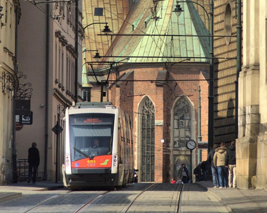 Tramwaje Solarisa dla Krakowa. Źródło: materiały prasowe