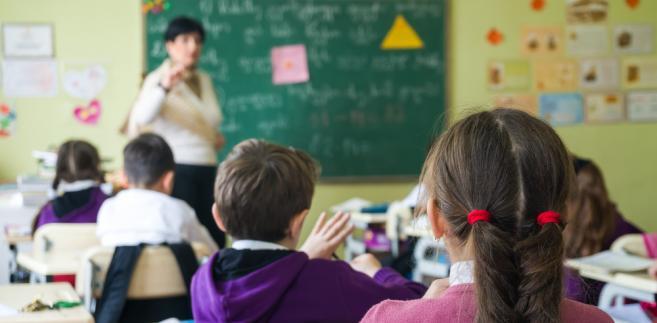 szkoła nauczyciel