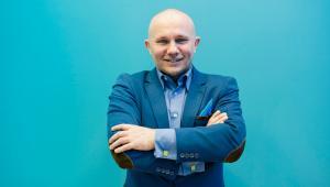 Bartosz Łoza, fot. Maksymilian Rigamonti