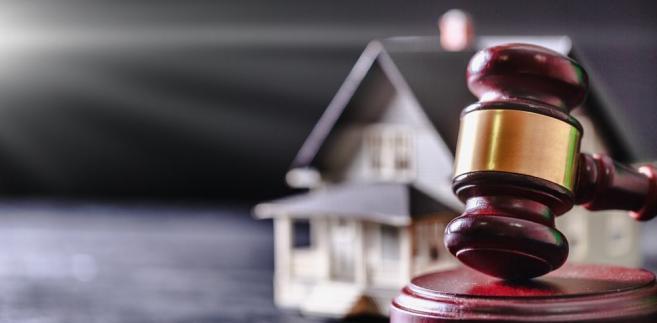 Rozwód dom nieruchomość