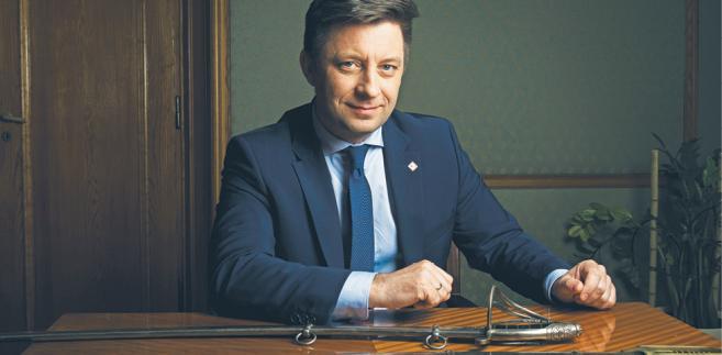 Michał Dworczyk od grudnia 2017 r. szef Kancelarii Prezesa Rady Ministrów