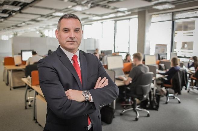 Jacek Zawadzki, członek zarządu BEST S.A. odpowiedzialny za IT i operacje