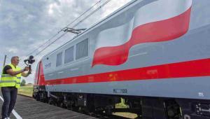 Nowy typ lokomotywy elektrycznej Newag - Dragon 2