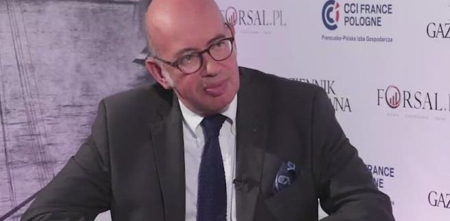 Pierre Levy, ambasador Francji w Polsce