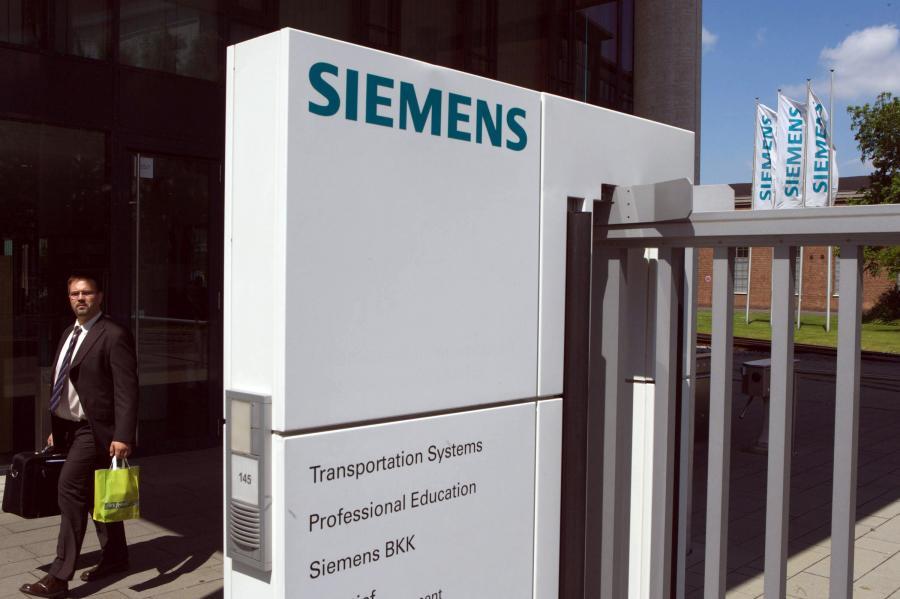 Siedziba Siemensa