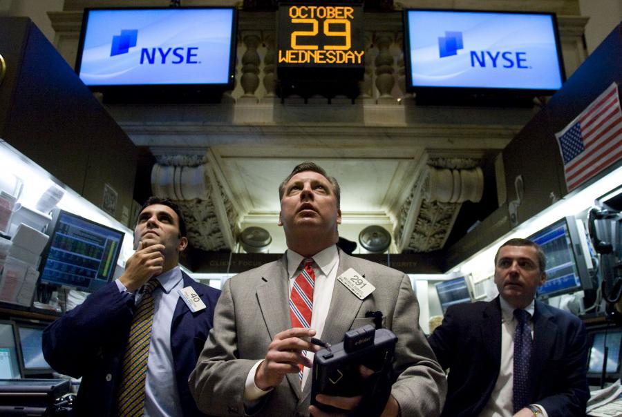 Wall Street sceptyczna