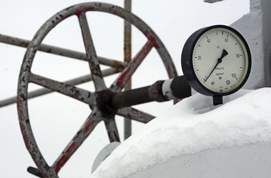 Ukraiński gazociąg