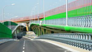 Inwestycje przed EURO 2012 - Węzeł Marsa - fot. materiały prasowe Urzędu Miasta