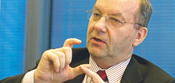 Wojciech Ciurzyński, prezes firmy deweloperskiej Polnord