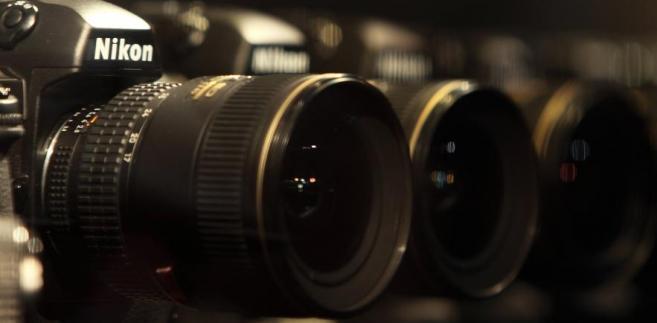 Aparaty fotograficzne Nikona