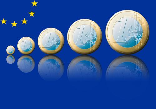 euro, waluta; Unia Europejska