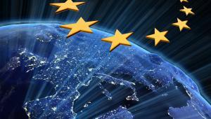Unia Europejska fot. NASA i 1xpert