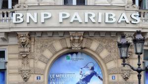Francuski bank też pożyczał krajom Europy wschodniej.   Fot. Bloomberg