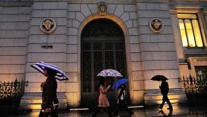 Hiszpania, Madryt, siedziba Bank of Spain